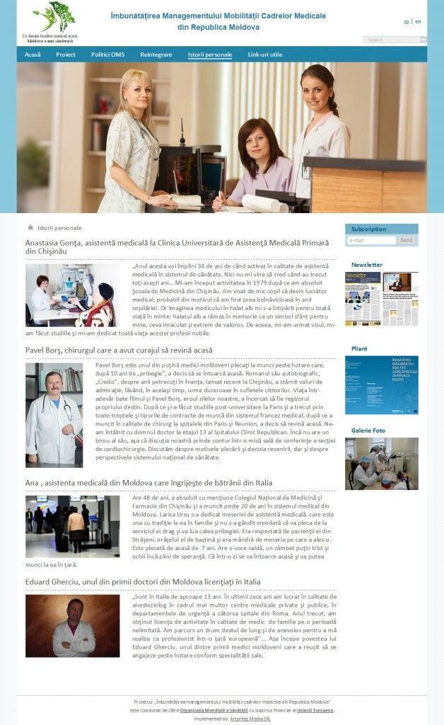 Istorii-personale---Website--medical